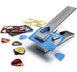Pickmaster Make a Personalised Plectrum Punch Maker Cutter - Guitar Pick Maker